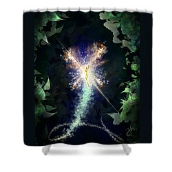 Sprite Fotzepolitic Shower Curtain