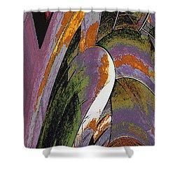 Spruce Goose Shower Curtain