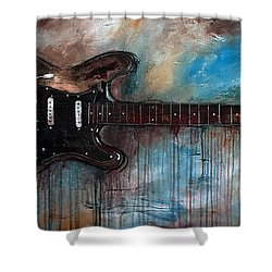 SRV Shower Curtain