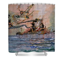 Ss Waimarama Shower Curtain
