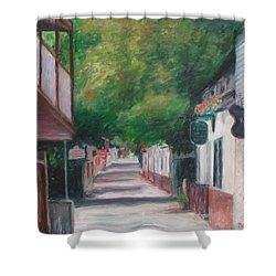 St George Street IIi Shower Curtain