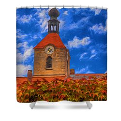 St. Jakobus - Hahnbach Shower Curtain