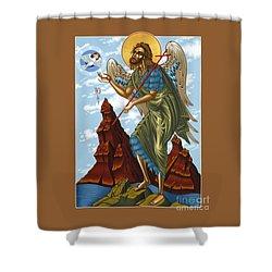 St. John The Forerunner Also The Baptist 082 Shower Curtain