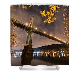 St. John's Splendor Shower Curtain