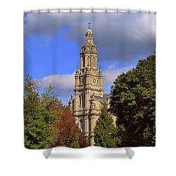St Mary's Immaculate Conception Church Shower Curtain