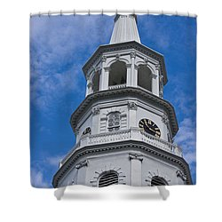 St. Michael's Episcopal Shower Curtain