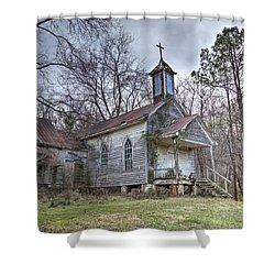 St. Simon's Church Shower Curtain