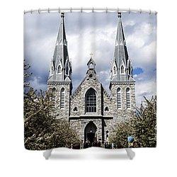 St. Thomas Of Villanova 2 Shower Curtain