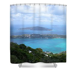 St-thomas Virgin Islands Usa Shower Curtain