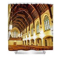 St. Vincent De Paul Church Shower Curtain