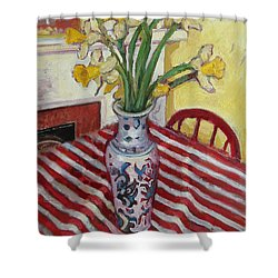 St009 Shower Curtain
