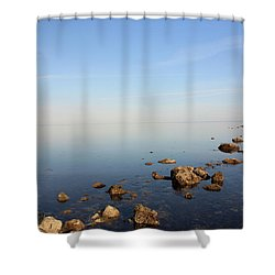 Stairway To Heaven  Shower Curtain by AR Annahita