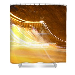 Stairway To Heaven Shower Curtain by Kume Bryant