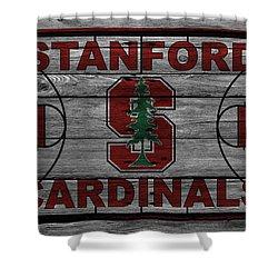 Stanford Cardinals Shower Curtain