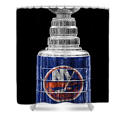 Stanley Cup 10 Shower Curtain