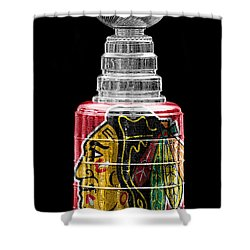 Stanley Cup 6 Shower Curtain by Andrew Fare