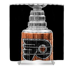 Stanley Cup 9 Shower Curtain by Andrew Fare