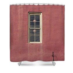 Star-light Window Shower Curtain