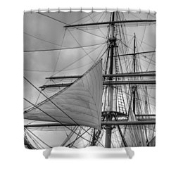 Star Of India 2 Shower Curtain