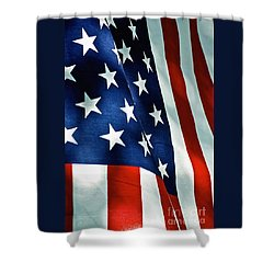 Star-spangled Banner Shower Curtain