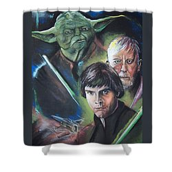 Star Wars Medley Shower Curtain