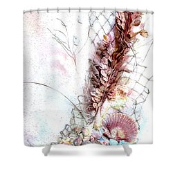 Starfish Is The Star Shower Curtain