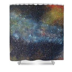 Stargasm Shower Curtain
