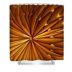 Starlight Shower Curtain by Geri Glavis