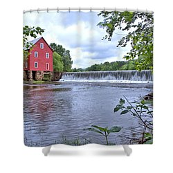 Starrs Mill Shower Curtain