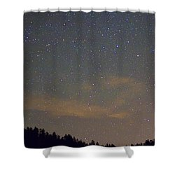 Starry Night Shower Curtain by James BO  Insogna