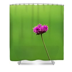 Stars And Stripes - Featured 3 Shower Curtain by Alexander Senin