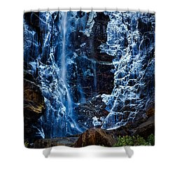 Start Of Spring Bridalvail Fall Shower Curtain