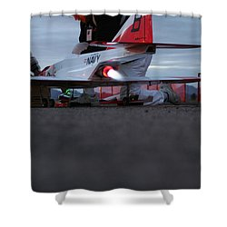 Startup Shower Curtain by David S Reynolds