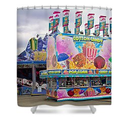 Shower Curtain featuring the photograph State Fair by Steven Bateson