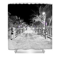 State Street Madison Shower Curtain