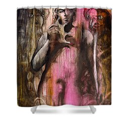 Steal Your Crown Shower Curtain
