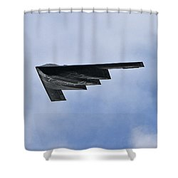 Stealth Shower Curtain