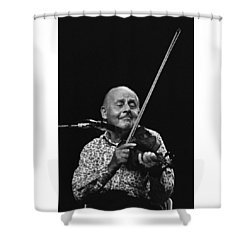 Stephane Grappelli   Shower Curtain