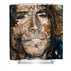 Get Your Wings Shower Curtain
