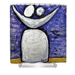Stills 10-002 Shower Curtain by Mario Perron