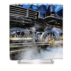 Stokin-tokin Shower Curtain