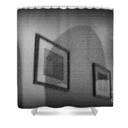 Shower Curtain featuring the photograph Stolen Of Vision by Steven Macanka