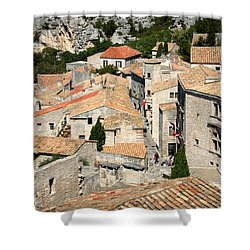 Stone Profusion Shower Curtain