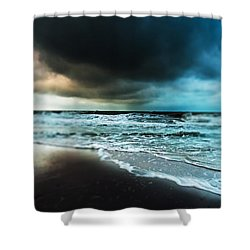 Storm Tilt Shower Curtain