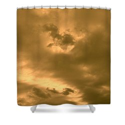 Strange Atmosphere Shower Curtain