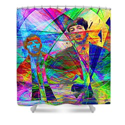 Strawberry Fields Forever 20130615 Shower Curtain