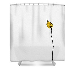 String Theory - Featured 3 Shower Curtain by Alexander Senin