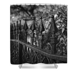 Stroll Back In Time 2 Shower Curtain