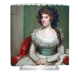 Stuart's Matilda Caroline Cruger Shower Curtain