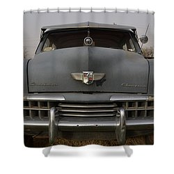 Studebaker Champion Shower Curtain